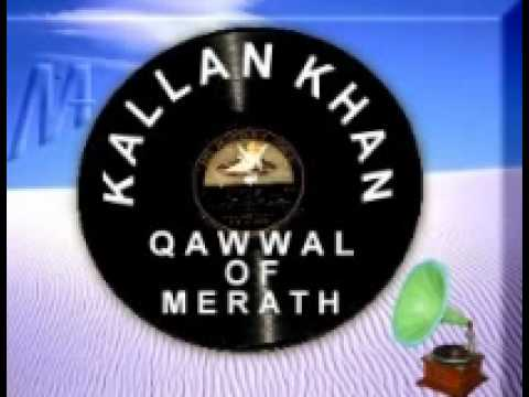 Aey Ke Sharh  Waddoha Amad Jamaal-e-ruey  By Kallan Khan Qawal  Of  Merath video