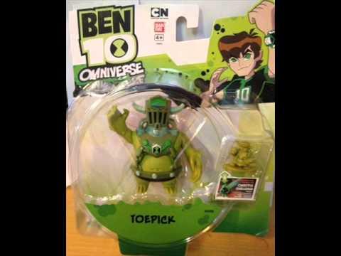 Ben 10 Toepick Action Figure Huge Ben 10 Toy News Toepick