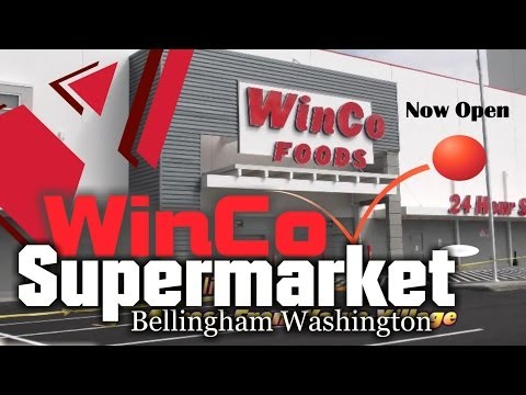 WinCo Grocery Supermarket Bellingham Wa