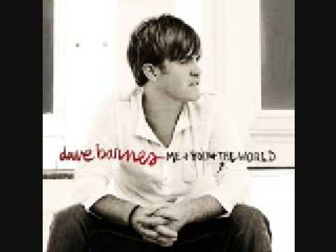 Dave Barnes - Your Love Will Never Change