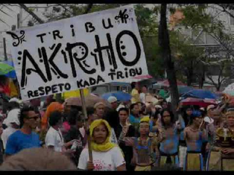 HARINGBUANG -  RESPETO KADA TRIBU  - TAU GAMMA PHI & ALPHA KAPPA RHO