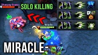 Miracle- EPIC Rubick Solo Mid Meta - Enough to Carry vs Terrorblade?  Dota 2