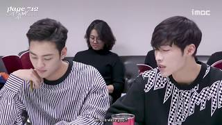 (eng sub) the epitome of visuals — the great seducer making #1: script reading