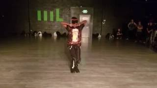 "Justine Skye - ""Dance""|Robert Green Choreography"
