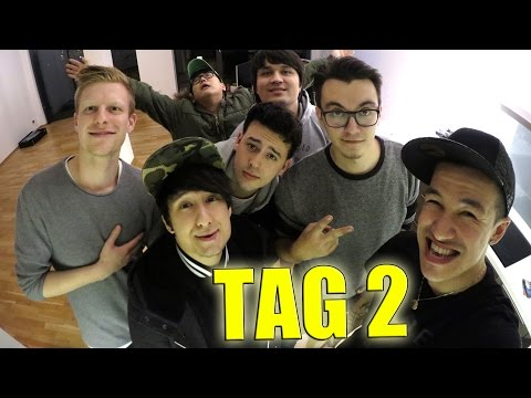 Prominente Gäste in unserer Wohnung ? - Tag 2 | Stephan
