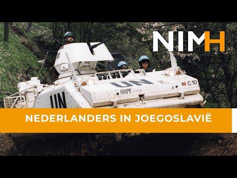 Nederlanders in voormalig Joegoslavië