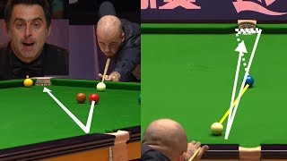 TOP 10 Outrageous Flukes! China Championship Snooker 2017