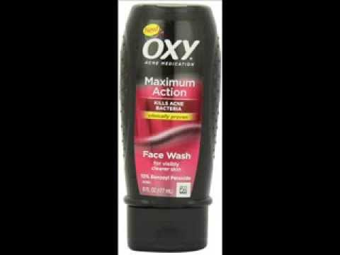 Oxy Maximum Action Face Wash, 6 Fl Ounce 177 ml Pack of 4