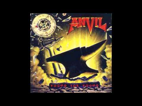 Anvil - Machine Gun