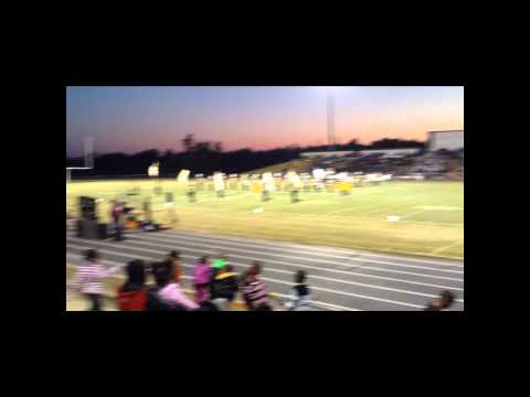 "Crestwood High School ""Battle of the Bands"" - Kingstree High School Marching Band (HD)"