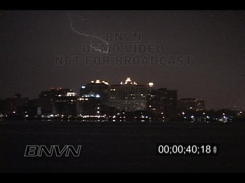 8/8/2006 Sarasota, FL Lightning Video 08/08/2006 Sarasota, FL Lightning Video