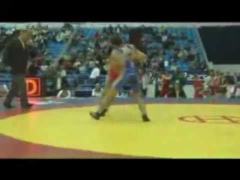Greco Roman highlights - World Wrestling Championship Moscow 2010 Image 1