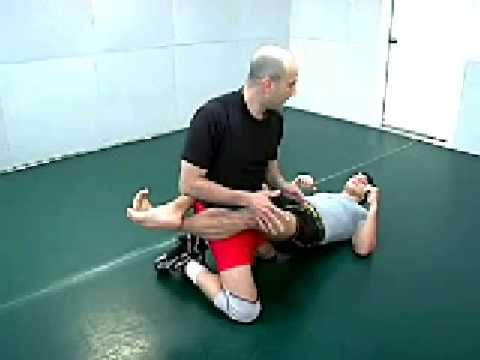 Brazilian Jiu Jitsu Black Belt - Mixed Martial Arts - MMA Closed Guard Break/Pass Image 1