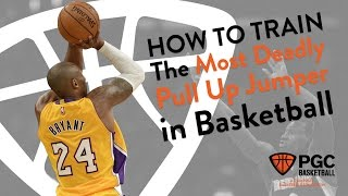 How to Train the Most Deadly Pull Up Jumper | PGC Basketball | Skills Training