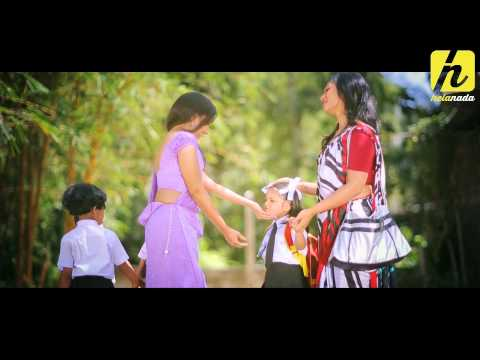 Langin Lan Wee - Upeksha Swarnamali (Official Full HD Video) New Sinhala Songs 2014