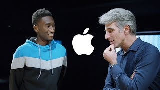 Macbook Pro chat with Apple