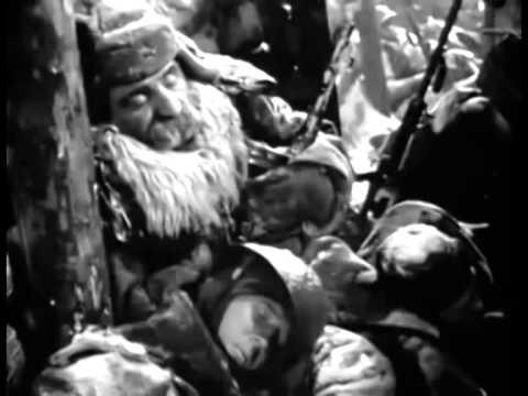 новогодняя ночь в фрагмент из фильма отец солдата