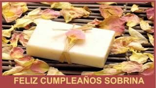 Sobrina   Birthday Spa - Happy Birthday