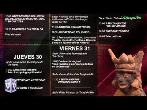 Tepeji del Río será sede de Congreso Internacional de Arqueología
