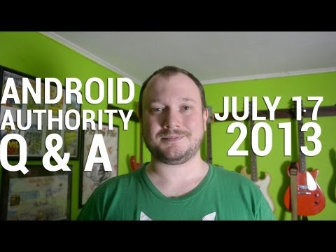 LG G2 = Nexus 5? What is HTC Pro? Sprint TOS Changes? - Android Authority Q & A