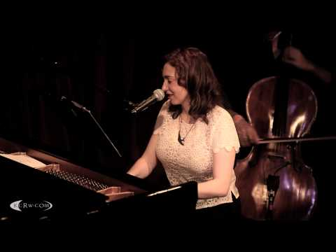 "Regina Spektor performing ""The Party"" live on KCRW"