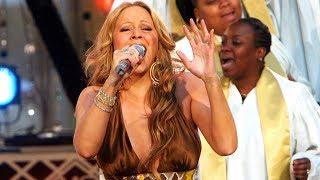Times Mariah Carey Was SHOOK By Her Own Vocal Skills!