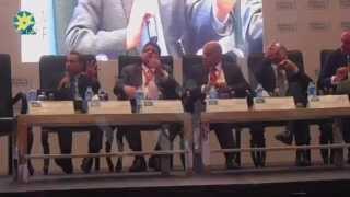 بالفيديو مؤتمر المالى جى تى أم يؤكد على أهمية النهوض بالإقتصاد المصرى