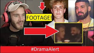Jake Paul & DRAKE Helping PEWDIEPIE? #DramaAlert Shane Dawson & James Charles YouTube CEO!