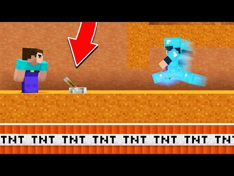 WILL THIS NOOB SURVIVE THIS MINECRAFT TROLL?