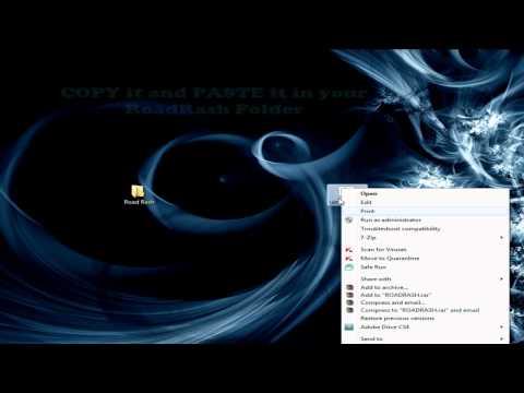 Run Roadrash on Windows 7!