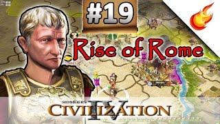 Egyption Invasion - RISE OF ROME SCENARIO - CIVILIZATION 4 Warlords - Part 19