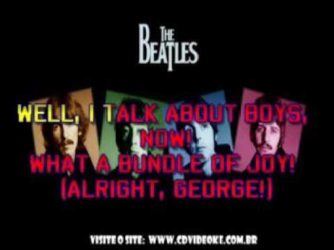 Beatles, The   Boys