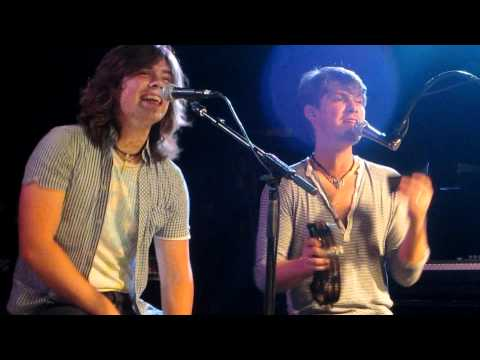Hanson - Wish That I Was There (Charlotte, NC 10/25/11)