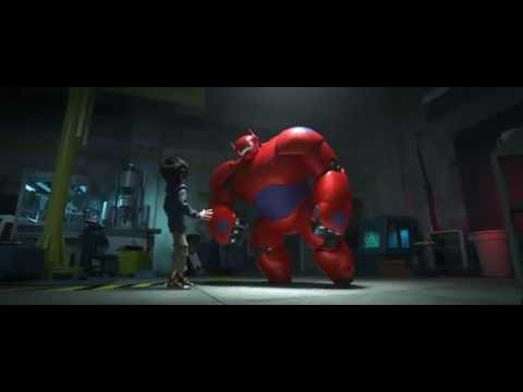 Big Hero 6 trailer 1
