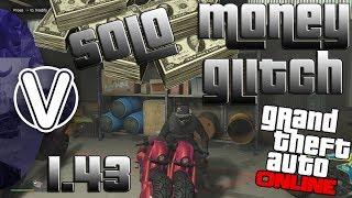 GTA 5 Online | SOLO MONEY GLITCH 1.43 *NO MOC* CLUBHOUSE DUPLICATION GLITCH (GTA 5 Online Glitches)