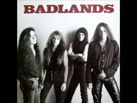Badlands - Love Dont Mean A Thing