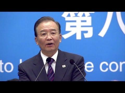 Escándalo sacude a Wen Jiabao
