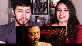 PAAN SINGH TOMAR | Irrfan Khan |Trailer Reaction w/ Sharmita!