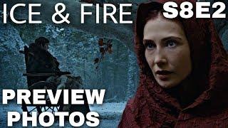 S8E2 Preview: Bran Stark & Melisandre Alliance? - Game of Thrones Season 8 Episode 2 (Theory)