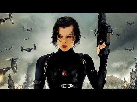 resident Evil: Retribution | Trailer Deutsch German & Kritik Review [hd] video