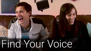 Finding Your Gaming Channel's Voice (ft. Strawburry17, The Game Theorists & AviatorGaming)