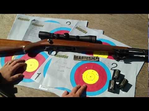 Ruger 77/22 Magnum (Range Report 2) by TheGearTester