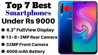 Top 7 Best Smartphones Under Rs 9000 In May 2019 | Best Mobile Phones Under 9000