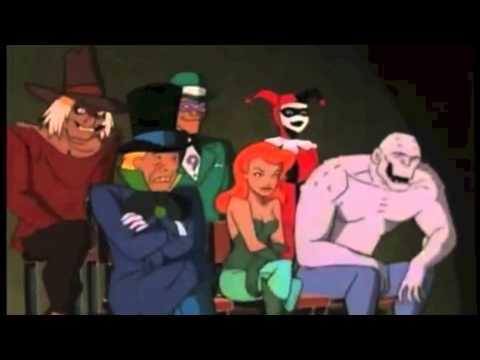 Batman Villains tribute - This is Halloween