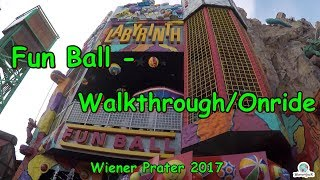 Fun Ball - Walkthrough - Wiener Prater 2017