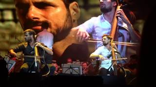 2cellos Now We Are Free Gladiator Arena Pula 2017