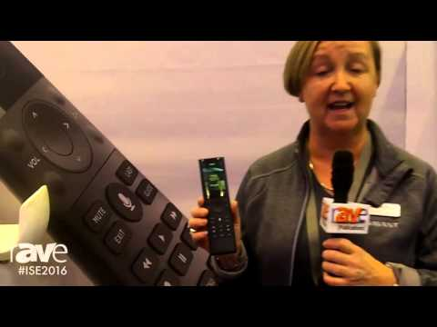 ISE 2016: Savant Showcases New Remote Control