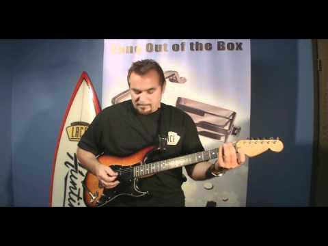 Lace Sensor Silver Lace Sensor Guitar