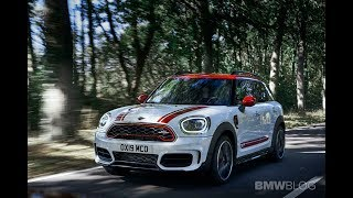 2019 MINI JCW Clubman and Countryman with 306 horsepower