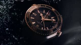 OMEGA Seamaster PLANET OCEAN 600M Master Chronometer DEEP BLACK